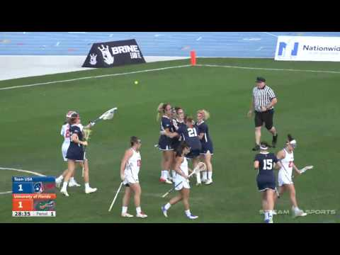 watch US Women's National Team vs. Florida - Team USA Spring Premiere (Full Broadcast)