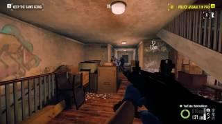 » PAYDAY 2 « The Goliath 12G Shotgun Build (Silent Killer & Dodge) | AdmiralAiron