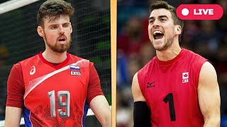 Russia v Canada - Final Round | 2017 FIVB Volleyball World League