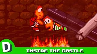 What Really Happens When Mario Destroys Castles