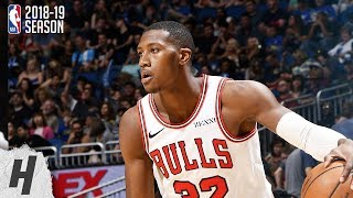Chicago Bulls vs Orlando Magic - Full Game Highlights | February 22, 2019 | 2018-19 NBA Season