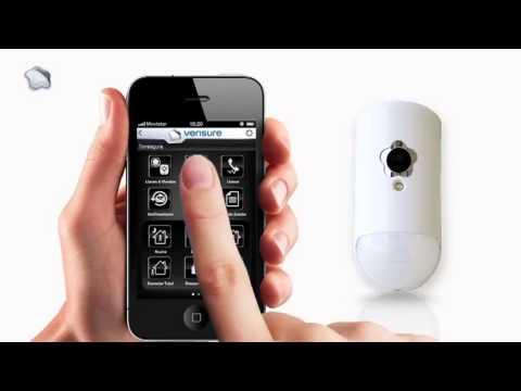4 Aplicación My Verisure para Verisure Smart Alarm de Securitas Direct
