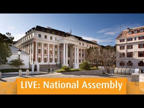 PLENARY, National Assembly, 8 August 2017