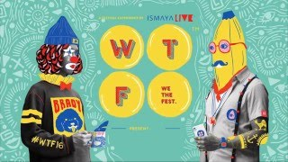 WE THE FEST 2016 - #WTF16 Official Teaser