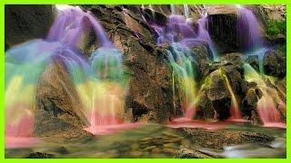 Chakra  Vortex Waterfall Meditation: Balancing &  Activating the Chakras