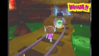 Dora the Explore joumey to the purple