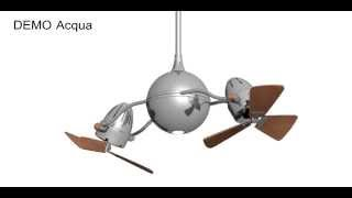 Matthews Fan Company Acqua Ceiling Fan