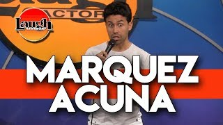 Marquez Acuna | 5 Sisters | Stand Up Comedy