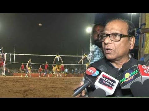 Xxx Mp4 National Volleyball Tournament Held In Angul 3gp Sex