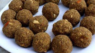 अलसी की पिन्नी बनाए पंजाबी स्टाइल से – Alsi Pinni Recipe – Alsi Ladoo Recipe