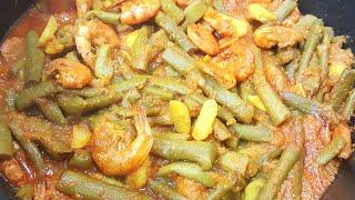 Kochur Loti Ranna Sylheti Lota Shutki Recipe বাংলাদেশি লতার শুটকি রান্না