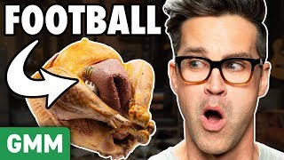 Putting Weird Things In A Turkey (EXPERIMENT)