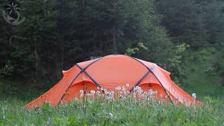 🎧 Rain On A Tent Sound / Raining Sounds To Cancel Background Noises For Sleeping Relaxing & Studying