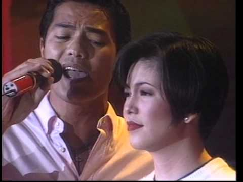Ariel Rivera and Regine Velasquez Duet HATAW AWIT PINOY 1980