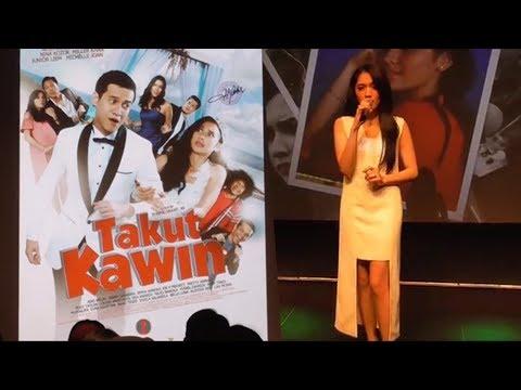 Angel Karamoy Nyanyikan Lagu Perpisahan Di Soundtrack Film Takut Kawin