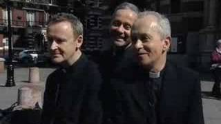 The Priests sign to SONYBMG - ITV NEWS AT 10