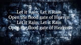 Let it rain - Michael Farren HD Lyrics Video Size 16.9