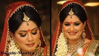 Traditional Hindu Bridal Makeup