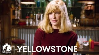 Yellowstone Behind the Story 'A Thundering' | Paramount Network
