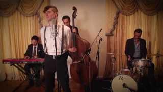 Titanium - Vintage 1940s Jazz Crooner - Style Sia / David Guetta Cover ft. Von Smith