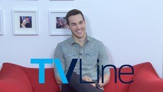 """The Vampire Diaries"": Chris Wood Previews Season Finale"
