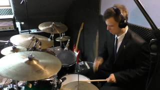 Will Smith - Black Suits Comin' (Nod Ya Head) Drum Cover