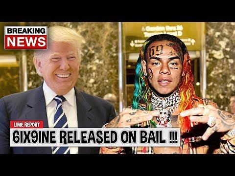 6ix9ine Snitches & Trump Wants Him Released