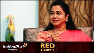 Radhika on Theri: It is absolutely amazing to watch Vijay in Theri | Red Carpet Interview