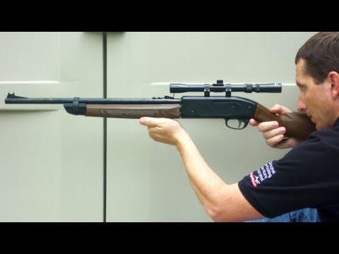 Crosman 2100 60 Gets You Shootin