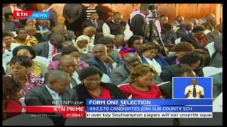 KTN Prime: Education Minister Fred Matiang