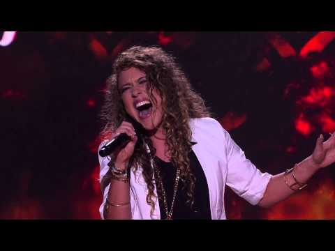 Tanya George Sings Seven Nation Army | The Voice Australia 2015