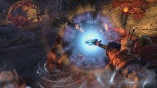 The Elder Scrolls Online  Morrowind NEW Gameplay Trailer Return to Morrowind Gameplay Trailer