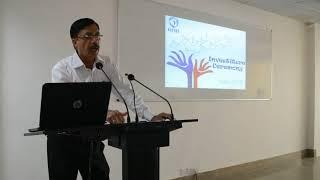 Inspiring Speech by Advocate R K Verma, President, Bar Association, during Investiture Ceremony