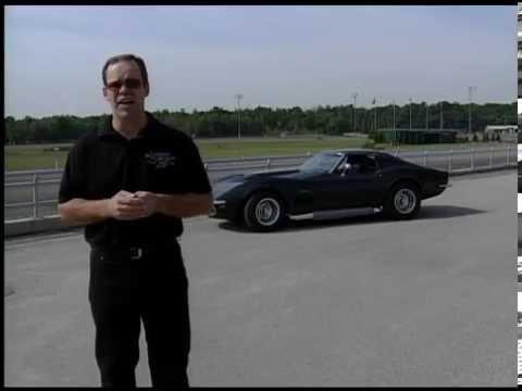 69 L88 Corvette Stingray Dream Car Garage 2002 TV series