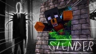 Minecraft HOW TO BUILD A PORTAL INTO SLENDERMANS WOODS - EVIL SLENDERMAN KILLS THE BABIES!!!!