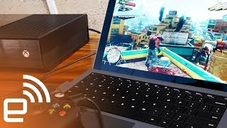 Xbox One game streaming on Windows 10 | Engadget