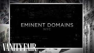 Eminent Domains Series Trailer-Vanity Fair