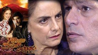 ¡Sofía se convierte en la única heredera de la fortuna Elizondo! | Fuego en la sangre - Televisa