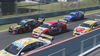 Project CARS: V8 Supercars at Bathurst!