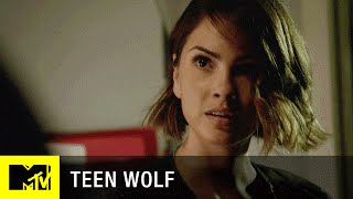 Teen Wolf (Season 5) | 'Malia Kick's Theo's Ass' Official Sneak Peek | MTV
