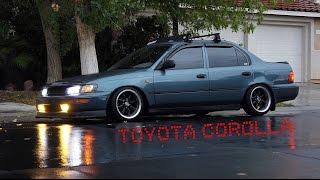 Toyota Corolla 95 7th Generation #5