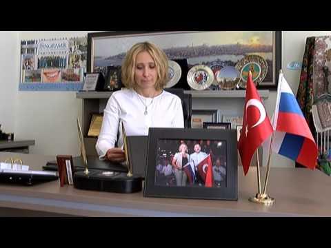 Rusların Türkiye Aşkı Kriz Dinlemedi