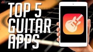 Top 5 iOS Guitar Apps