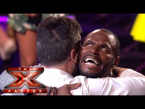 Xxx Mp4 Anton Stephans Is The Second Over Through Judges Houses The X Factor 2015 3gp Sex