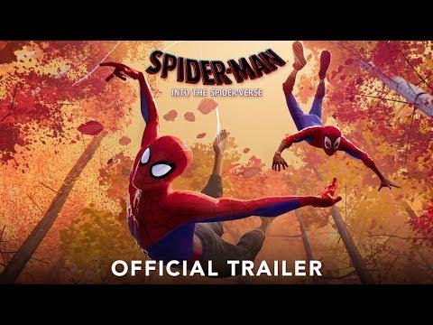 Xxx Mp4 SPIDER MAN INTO THE SPIDER VERSE Official Trailer HD 3gp Sex