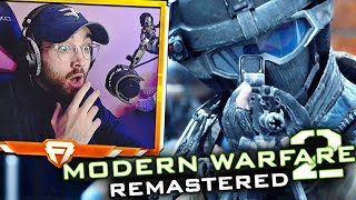 Modern Warfare 2 Remastered!! (COMING OUT NEXT MONTH?!)