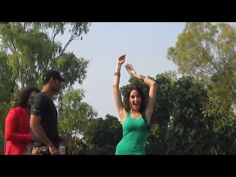 HOT. SEXY. NEW. Indian College Beautiful Hot Girls Dance Full Enjoy