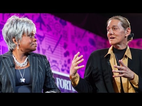 Dr. Martine & Bina Rothblatt Speak at Fortune Most Powerful Women Summit Fortune