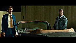 The Nice Guys (2016) Scene: 'John Boy'/Shootout.