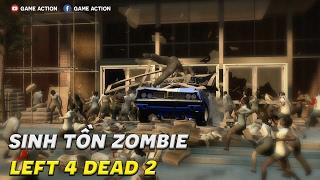 Thoát khỏi chung cư ma - Cùng chơi Left 4 Dead 2
